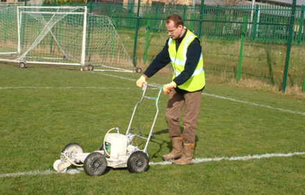 Sports Ground Maintenance Maintenance Of Grass Surfaces